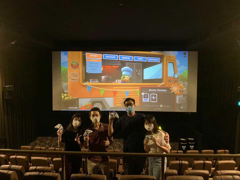 Российским любителям компьютерных игр предложили арендовать кинозалы