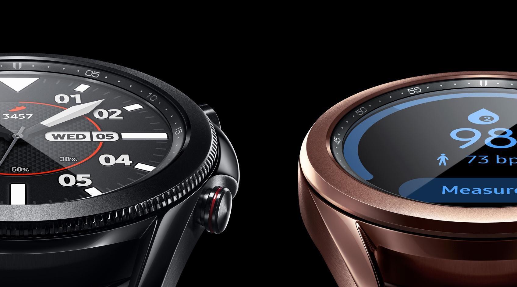 Раскрыты характеристики новых 'умных' часов Samsung Galaxy Watch 4