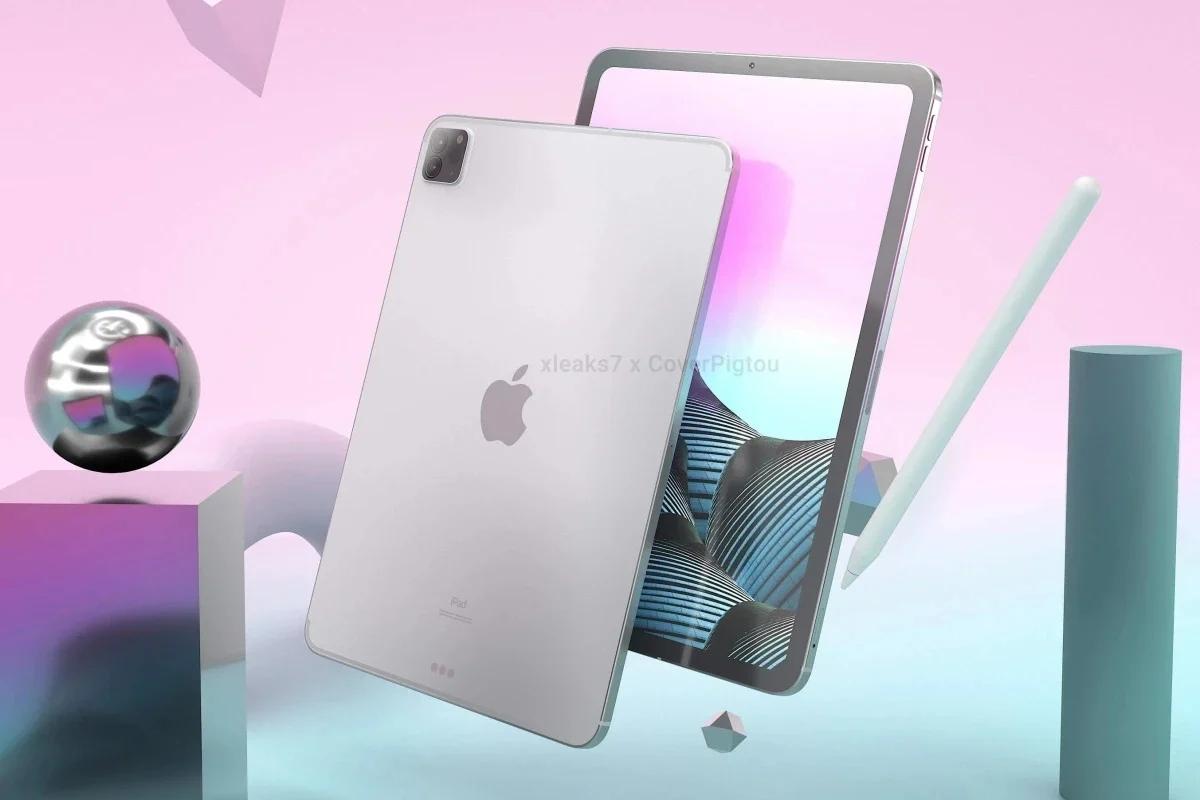 Раскрыты сроки появления нового iPad с дисплеем следующего поколения