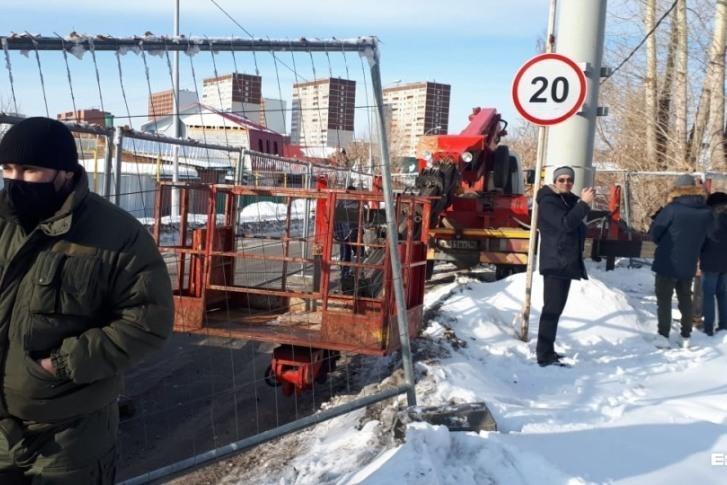 В России опять начали протестовать против установки 5G-вышек