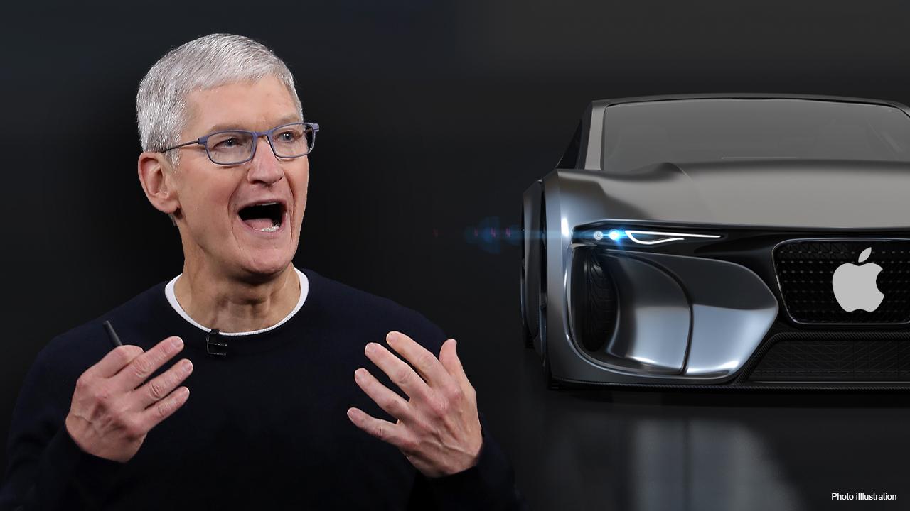 Apple «подсмотрит» метод производства iPhone при выпуске собственного электромобиля