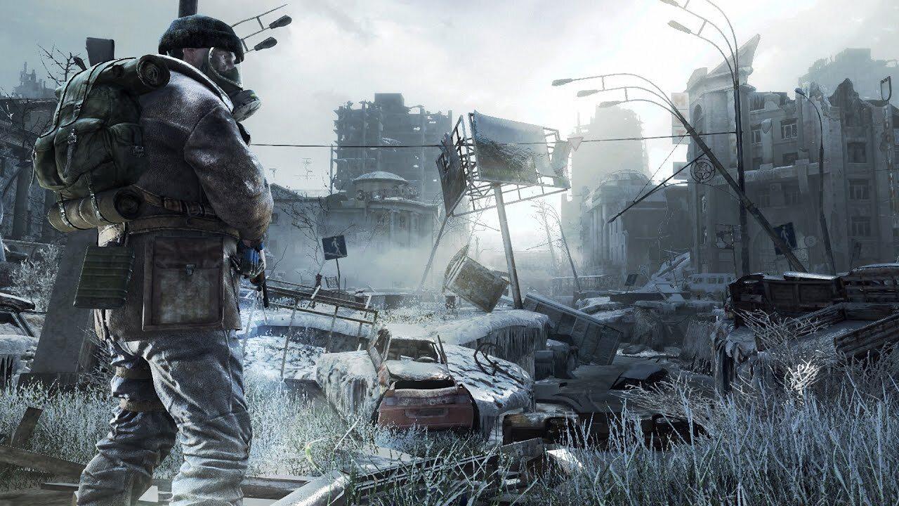 Культовую игру Metro 2033 отдают бесплатно и навсегда
