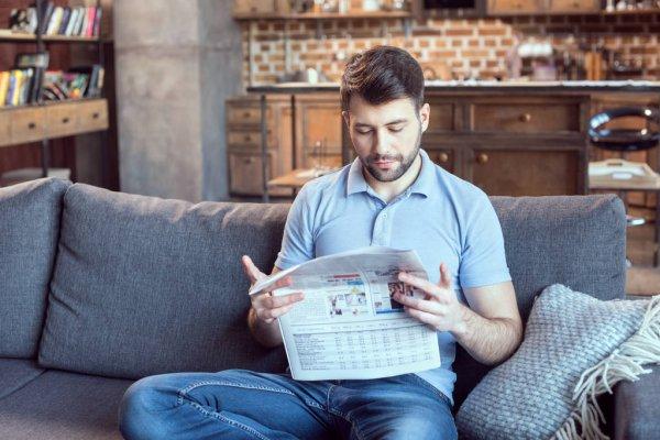S&P 500 закрылся в минусе, но остался вблизи рекордных пиков