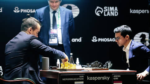 Ян Непомнящий нашел свою половинку // Российский гроссмейстер захватил лидерство в кандидатском турнире