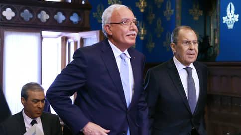 Россия не оставит Палестину один на один с коронавирусом // Глава палестинского МИДа поделился с Сергеем Лавровым своими бедами