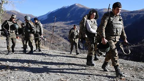 Армения и Азербайджан застряли в пограничном состоянии // Баку считает конфликт двусторонним, а Ереван — общемировым
