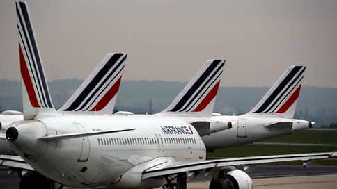 Француз не дошел до русских столиц // Air France сократила число рейсов в Москву и Санкт-Петербург