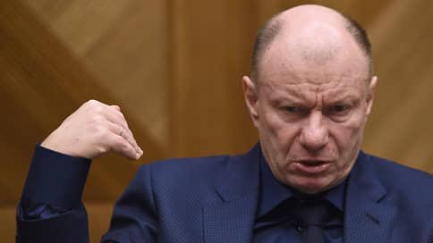 Акции «Норникеля» падают после аварии // Снижение приближалось к 5%