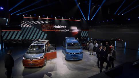 Автобус номер семь // Марка Volkswagen представила новый Multivan
