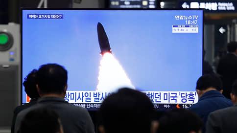 Ким Чен Ын дострелялся до внимания к себе // Вашингтон, Сеул и Токио решают судьбу Пхеньяна