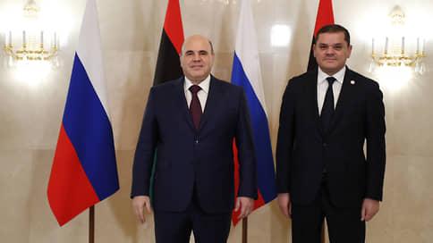 Россия оказалась между Ливией и Ливаном // Сразу два арабских гостя прилетели в Москву