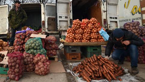 На сложных борщах // Сезонные овощи испытывают транспортные проблемы