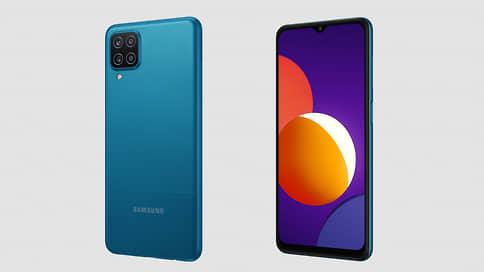Samsung начинает продажи в России бюджетного смартфона Galaxy M12