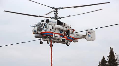 Под Калининградом разбился вертолет МЧС