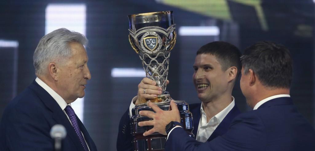 Список лауреатов тринадцатого сезона КХЛ