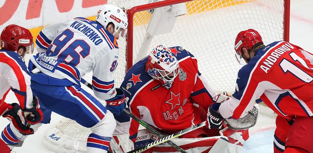 «СКА чуть было не наказал команду Никитина». Итоги серии ЦСКА – СКА