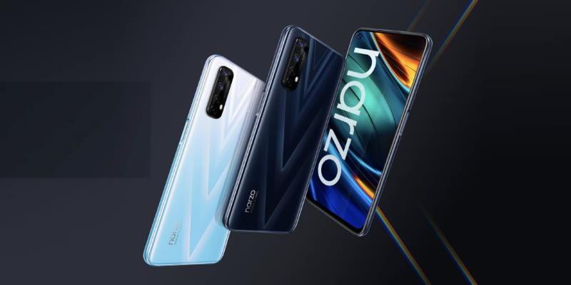 realme Narzo 30 Pro — недорогой игровой смартфон с 5G