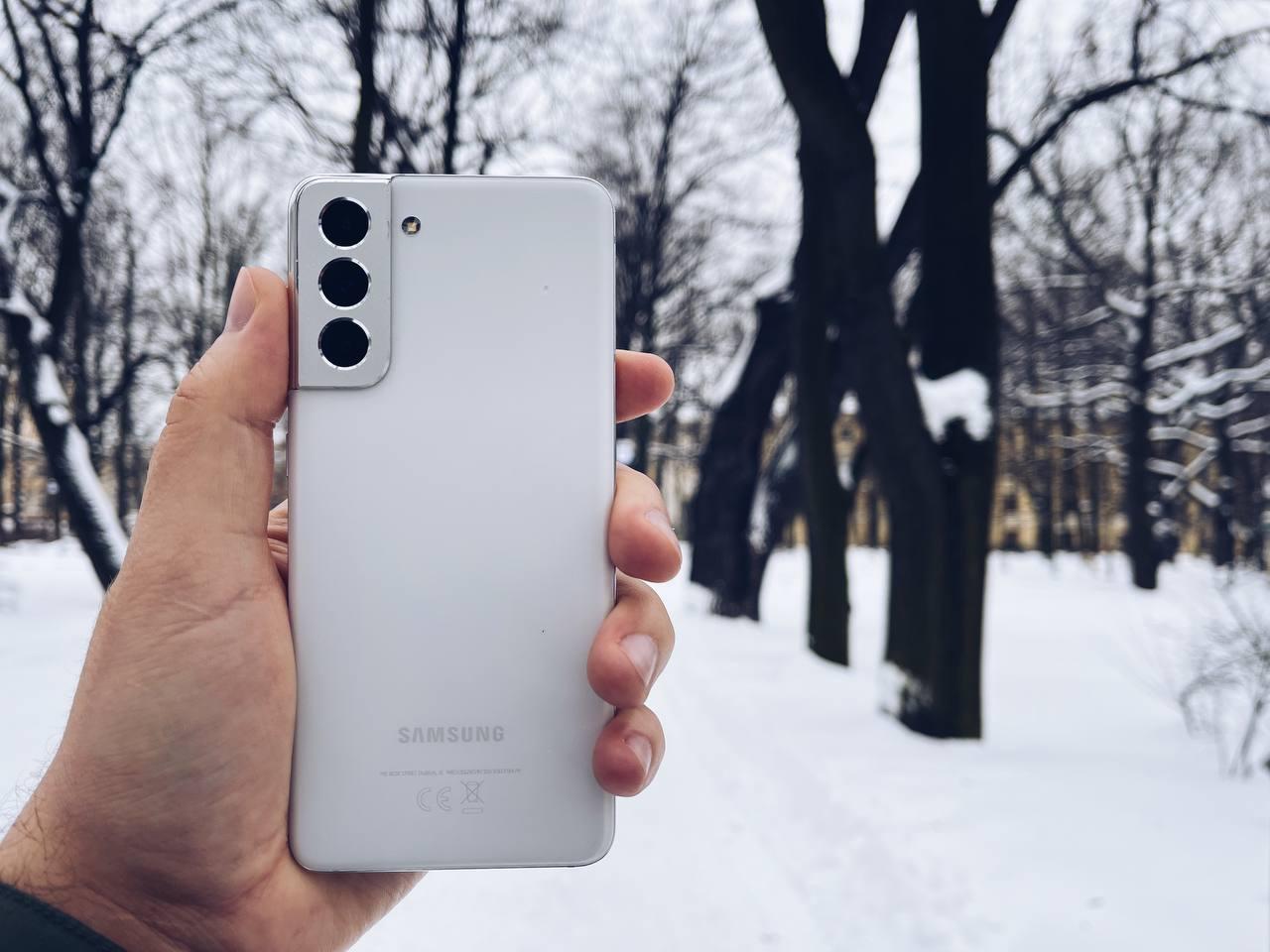 Обзор Samsung Galaxy S21: бескомпромиссный флагман в компактном корпусе