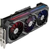 Видеокарта Asus ROG Strix GeForce RTX 3080 OC Edition (10 ГБ): рекордсмен по разгону, догоняющий GeForce RTX 3090, и это при тихой СО