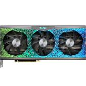 Видеокарта Palit GeForce RTX 3080 GameRock OC (10 ГБ): неземная красота с подсветкой и эффективная система охлаждения с двумя режимами работы