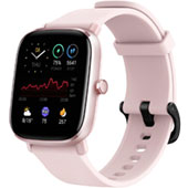 Умные часы Amazfit GTS 2 mini: изящная женская модель с AMOLED-экраном