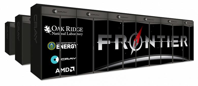 Суперкомпьютер HPE Cray Frontier, который должен быть запущен в OLCF до конца года, получит умопомрачительную подсистему хранения
