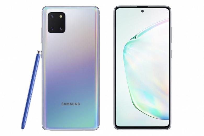 Samsung приписывают намерение прекратить выпуск смартфонов семейства Galaxy Note