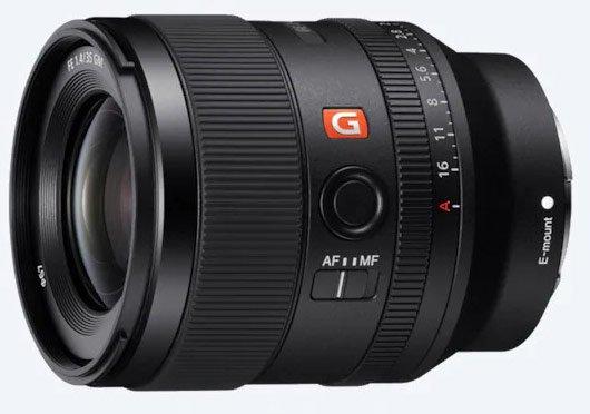 Производитель признал наличие дефекта в объективах Sony 35mm f/1.4 GM первой партии