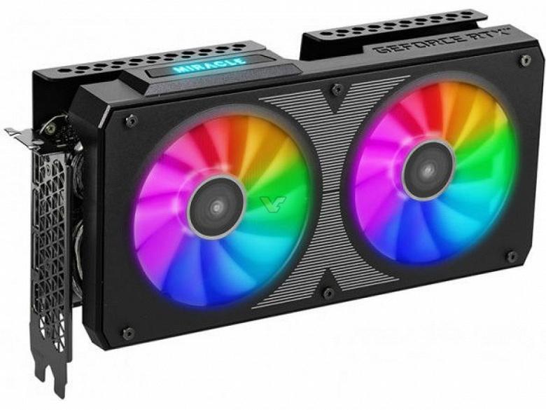«Чудесная» видеокарта Nvidia. Представлена Emtek GeForce RTX 3070 Miracle