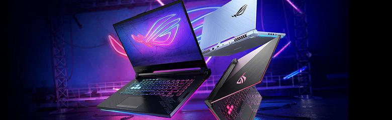 Asus ROG Strix G513QY — ноутбук для тех, кто любит AMD. Новинка основана на CPU Ryzen 9 и ещё не представленной видеокарте Radeon RX 6800M