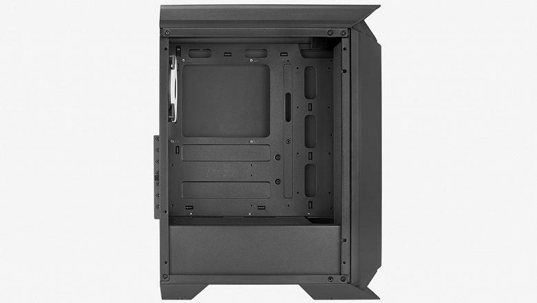 Корпус AeroCool Gladiator Duo рассчитан на платы типоразмера mini-ITX, microATX и ATX