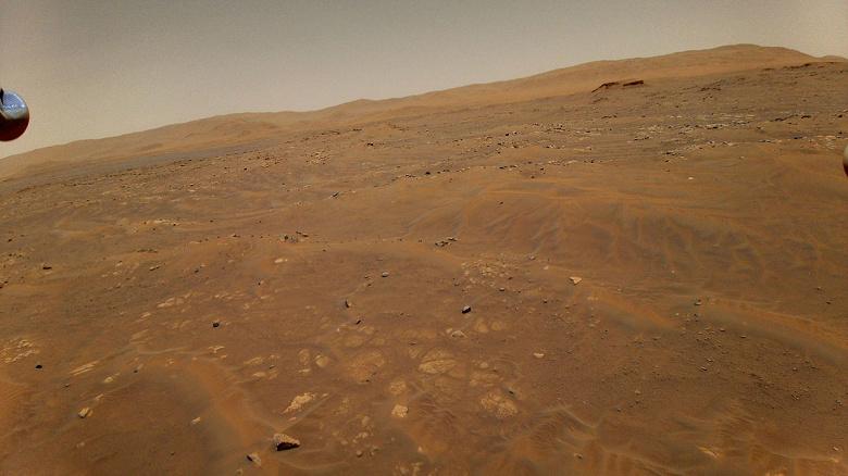Шестой полёт вертолёта Ingenuity на Марсе прошёл со сбоями