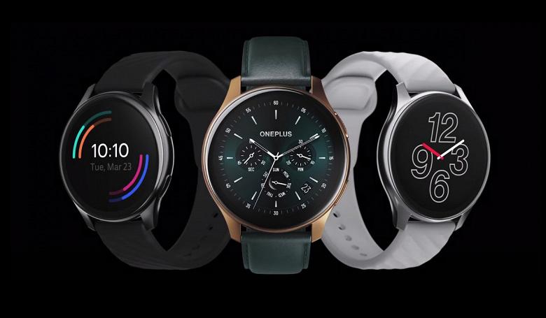 Умные часы OnePlus Watch получили Always-on Display и стали разряжаться вдвое быстрее