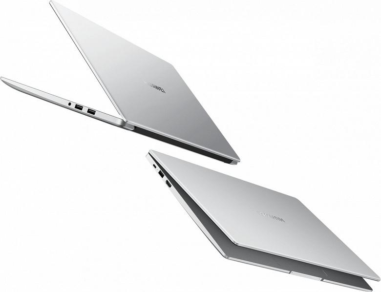 Представлены ноутбуки Huawei Matebook D 14 и D15 с процессорами AMD Ryzen 5000 и GPU Radeon Vega