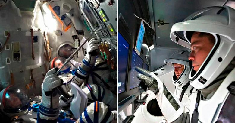 Астронавт НАСА сравнила впечатления от полёта на «Союзе» и Crew Dragon