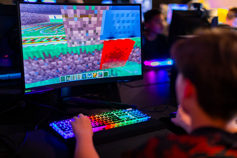 Samsung, Minecraft и Roblox. Компания использует популярные игры для поиска молодых талантов