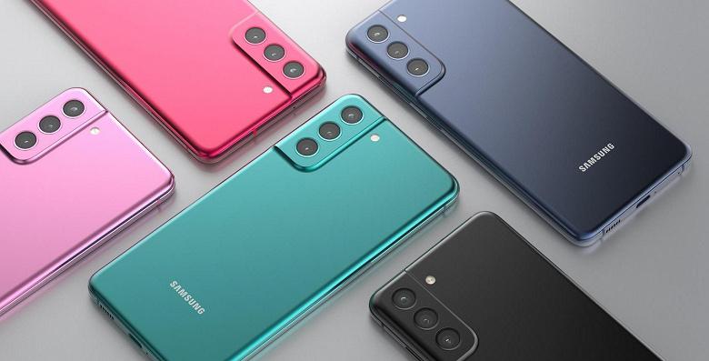 Отменённый (или нет?) Samsung Galaxy S21 FE продолжают тестировать в Geekbench