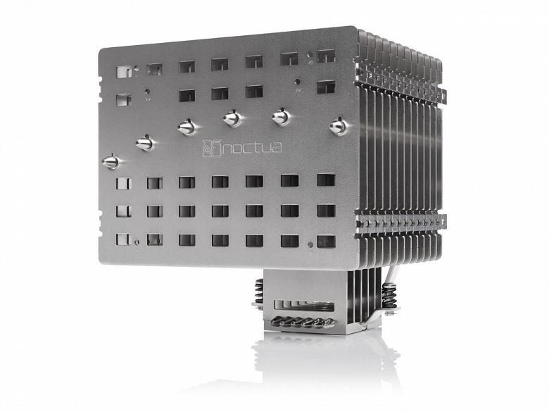 Радиатор Noctua NH-P1 предназначен для пассивного охлаждения «обычных настольных процессоров»