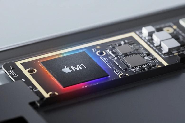 Доля Intel на рынке процессоров для ноутбуков упадёт из-за Apple до нового минимума уже в следующем году