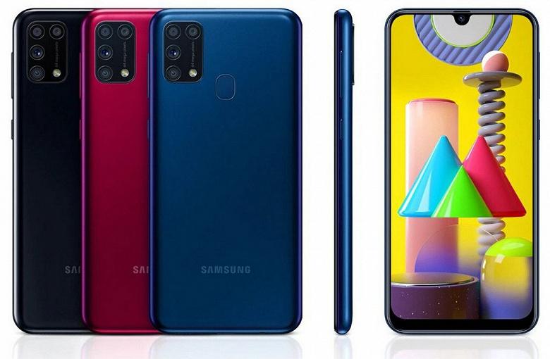 Samsung несётся вперёд с опережением срока. Samsung Galaxy M31 стал первым бюджетным смартфоном компании с One UI 3.0 и Android 11