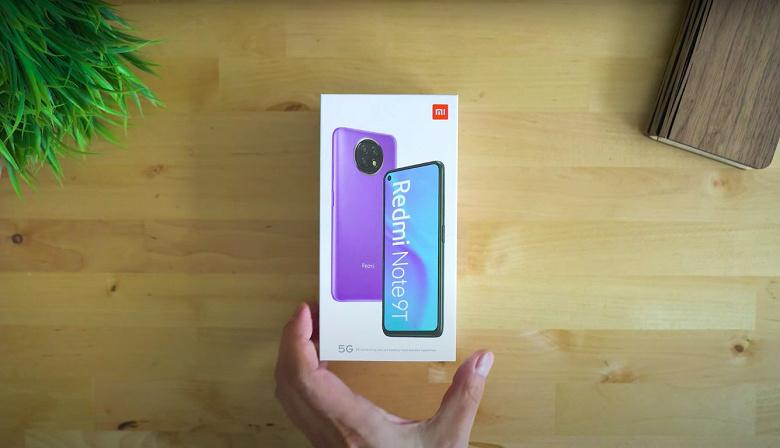 Xiaomi показала, что внутри Redmi Note 9T