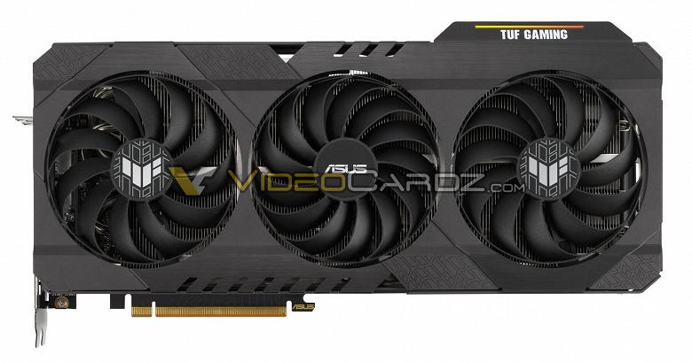 Первые изображения нереференсных видеокарт Radeon RX 6700 XT. Asus выпустит минимум две модели