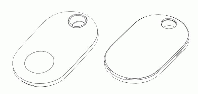 Xiaomi может выпустить AirTags раньше Apple. Дизайн метки-маячка Xiaomi засветился в документации