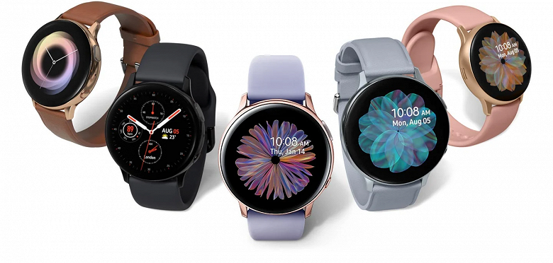 Samsung Galaxy Wise и Galaxy Fresh  новые умные часы с Wear OS