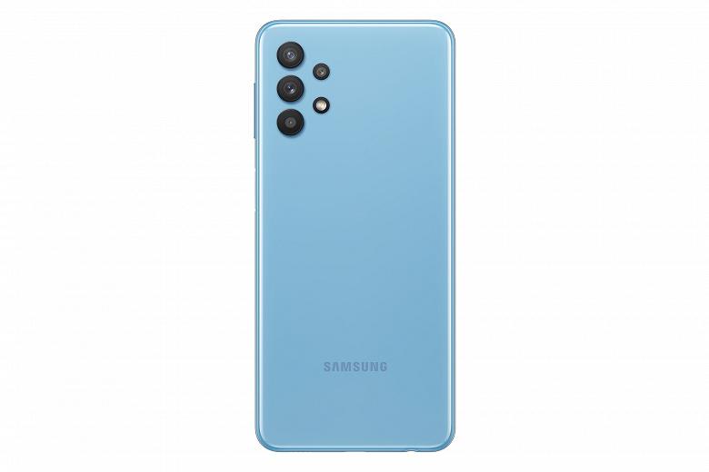 В России дебютировал значительно улучшенный Samsung Galaxy A32 по сниженной цене