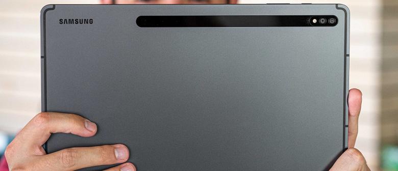 Samsung Galaxy Tab S8 появился на официальном сайте