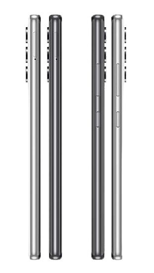 Версия «знакового» смартфона Samsung для России отличается от европейской. Galaxy A32 4G на официальных изображениях