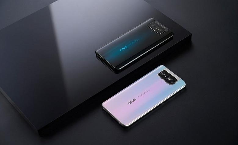 Со Snapdragon 888 и 120-герцовым экраном. Asus готовит сильного конкурента «раскладушкам» Moto RAZR 5G и Samsung Galaxy Z Flip 5G