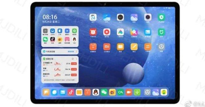 Snapdragon 870, 144-герцевый экран 2К и двойная камера. Параметры планшета Xiaomi Mi Pad 5, который будет гораздо дешевле Samsung Galaxy Tab S7