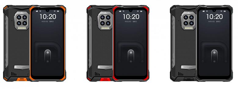 Доступный неубиваемый смартфон с батареей на 8500 мА·ч прибыл в Россию
